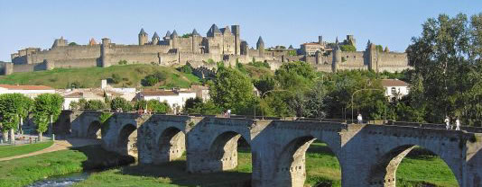 self drive canal boats Carcassonne